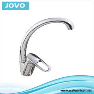 Sanitary Ware Nice Design Single Handle Kitchen Mixer&Faucet Jv72708 pictures & photos