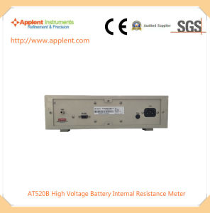 High Voltage Battery Internal Resistance Tester (AT520C) pictures & photos