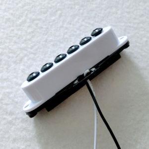 9mm Hex Black Pole Piece Single Coil Guitar Pickup pictures & photos