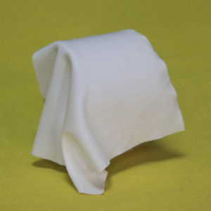 Non Woven 100% Polyester Cleanroom Wiper pictures & photos