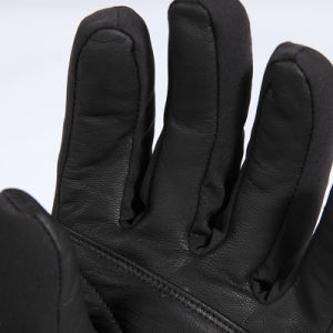 Rechargeable Batter Heated Glove For Out Door Sports pictures & photos