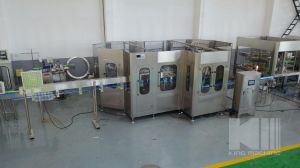 Automatic Sparkling Water Soft Drink Filling Machine pictures & photos