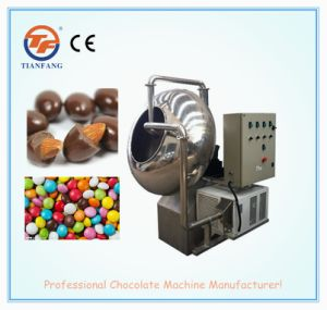 Chocolate Polishing Machine with Cooling pictures & photos