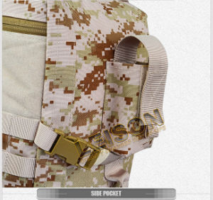 Tactical First Aid Backpack of Cordura with ISO Standard pictures & photos