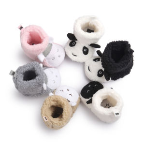 Baby Boots, Winter Warm Infant Newborn Snow Boots Crib Shoes Prewalker Boy Girl, Various Colors pictures & photos
