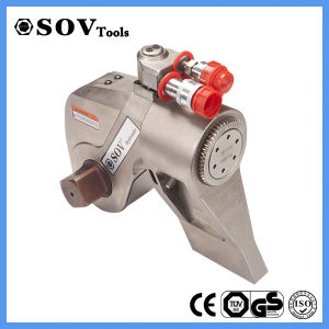 Factory Price High Quality Square Drive Automatic Hydraulic Torque Wrench pictures & photos