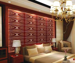 3D PU Wall Panel 1081-18 for Building Construction pictures & photos