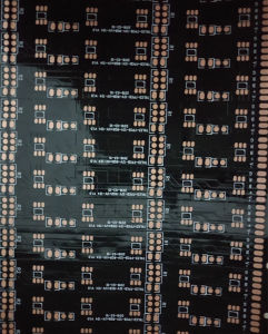 Black Mask Flex PCB for LED with High Quality pictures & photos