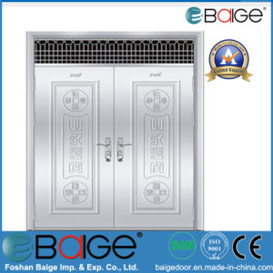 Stainless Steel Double Door (BG-SS9040)