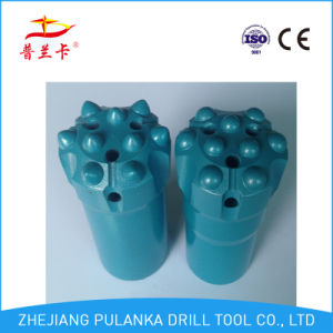 51r32 9 Buttons Spherical Shape Thread Button Rock Drill Bit pictures & photos