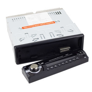 One DIN Detachable Panel Car DVD Player Ts-6002D pictures & photos