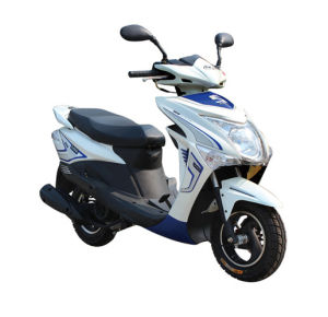 Wholesale Motorized  50cc  Disc Brake  Road  Gas Scooter (SY50T-7) pictures & photos