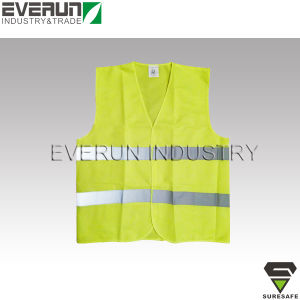 ER8202 Cheap Warning vest Reflective safety vest pictures & photos