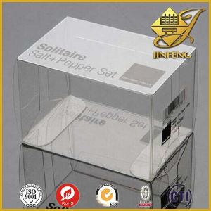 Clear Rigid PET Film for Folding Boxes Packing pictures & photos
