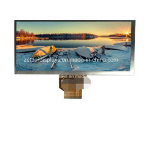 "7"" TFT Display, High Brightness, Sun Readable: ATM0700d6j pictures & photos"