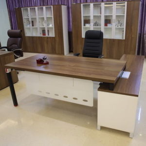 China Modern Melamine Office Furniture Formica Brand Office Table ...