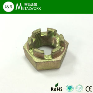 Stainless Steel Hex Slotted Castle Nut DIN935 pictures & photos