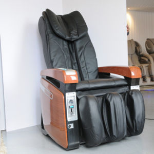 Intelligent Recliner Euro Coins Operated Massage Chair pictures & photos