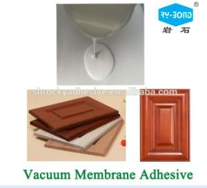 China Manufacturer White Liquid Water Based Membrance Press Glue Adhesive pictures & photos