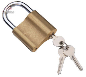 High Quality Cam Brass Padlock pictures & photos