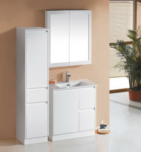 Kitchen Bathroom Cabinets Vanity (SK7-750W) pictures & photos