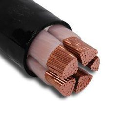 Copper Conductor Cable 4 Core PVC Power Cable pictures & photos