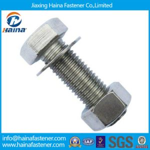 Factory Direct Stainless Steel Bolts, Nuts and Washers pictures & photos