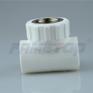 Polypropylene Pipe Fitting Made Under German Standard pictures & photos