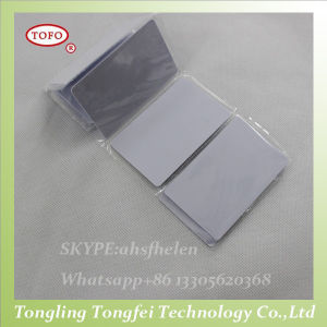 Anhui Manufacturer 125kHz PVC Contactless Chip Card pictures & photos