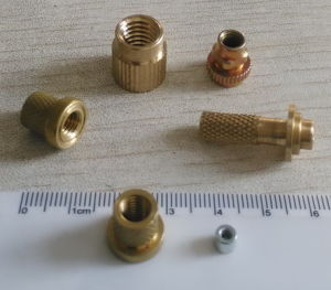 All Kinds of Knurled Thumb Nuts pictures & photos