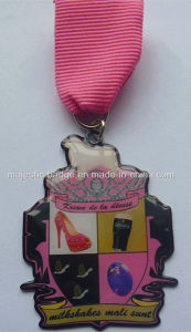 Offset Printed Fista Medal pictures & photos