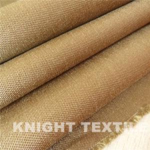 Wrinkle Resistant 1000 Denier Oxford Nylon Fabric Cordura Oxford Fabric (KNCOR1000-27)