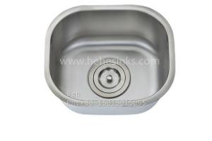 Stainless Steel Kitchen Sink, Bar Sink, Stainless Steel Kitchen Bar Sink, Stainless Steel Sink, Handmade Sink, Sink pictures & photos