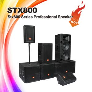 Stx825 Dual 15′′ Two-Way Professional Stage Speaker Box pictures & photos