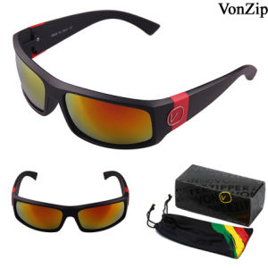 2015 Hot New High Quality Fashion Brand Sport Sunglasses Vonzipper Sun Glasses Men Cycling Gafas Oculos De Sol with Original Box