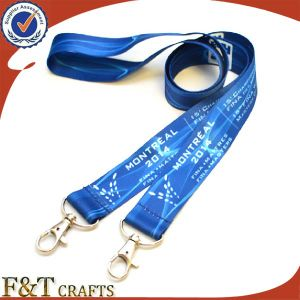 Promotional Heat Transferred Printing Lanyard pictures & photos