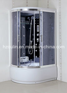 Mutifuctional Shower Cubicle Room with Acid Glass pictures & photos