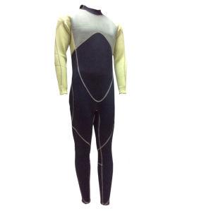 Men′s Long Neoprene Surfing Wetsuit (HX-L0237) pictures & photos