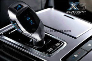 X5 Bluetooth Handsfree Car Kit with MP3 Player, Phone Accessories pictures & photos