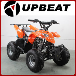Upbeat 110cc Mini Quad Bike Cheap ATV Four Wheel Scooter pictures & photos