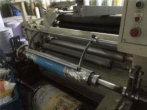 Second Hand Automatic Slitting Rewinding Machine for Adhseive Tape / Pet / PVC pictures & photos