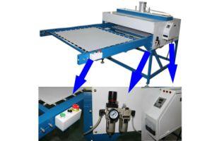 Pneumatic Heat Press Machine Hsd2) pictures & photos