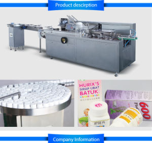 Automatic Bottle Cartoning Machine pictures & photos