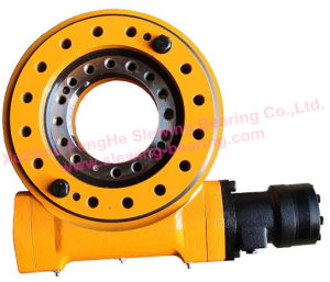Forestry Machinery Slewing Drive, Worm Gear Reducer (9 Inch) pictures & photos