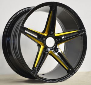 Alloy Wheel; Aluminium; Hot Sale; New Designed; Aftermarket Wheel pictures & photos