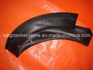 Motorcycle Inner Tube 2.50-18 Natural Rubber pictures & photos