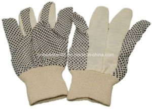 Competitive Safety Working Glove Cotton Gloves 012 pictures & photos