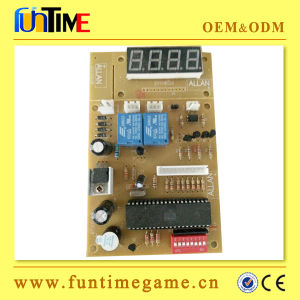 Coin Operated Timer Control Box PCB pictures & photos