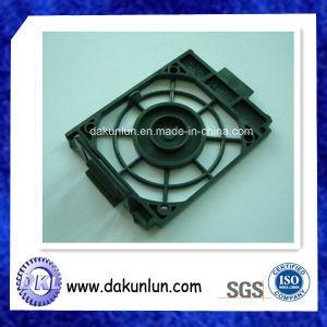 Plastic Injection Parts of Heatsink Fan Cover