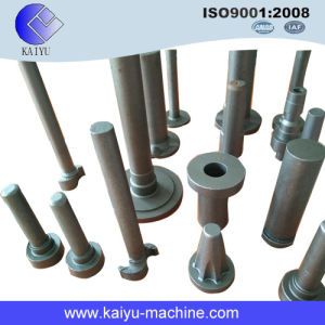 Piercing Seamless Steel Pipe Forged Plug Fitting pictures & photos